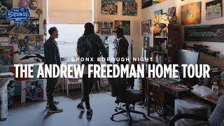 Bronx Borough Night | The Andrew Freedman Home Tour