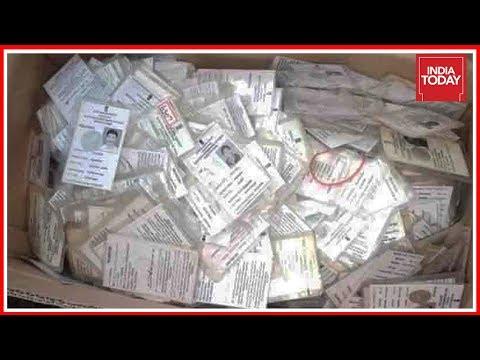 Karnataka Polls : Over 10000 Fake Voter ID Found In Bangalore   5ive Live
