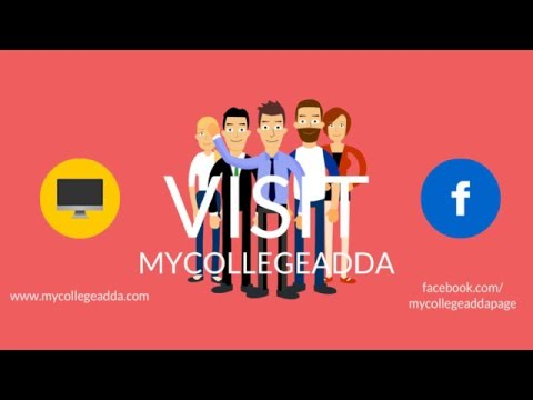 Mycollegeadda.com - Online Marketplace Of Every College
