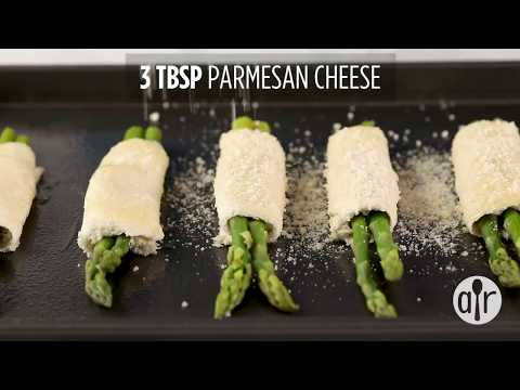 How to Make Asparagus Roll Ups | Appetizer Recipes | Allrecipes.com