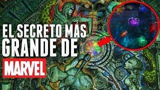 EL SECRETO MÁS GRANDE DE MARVEL