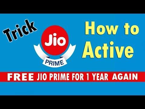 [HINDI] How to Active Jio Prime For One Year Free | सक्रिय वर्ष के लिए सक्रिय जियो प्राइम कैसे करें