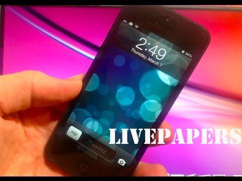 LivePapers - Animated Wallpaper iPhone, iPod, iPad