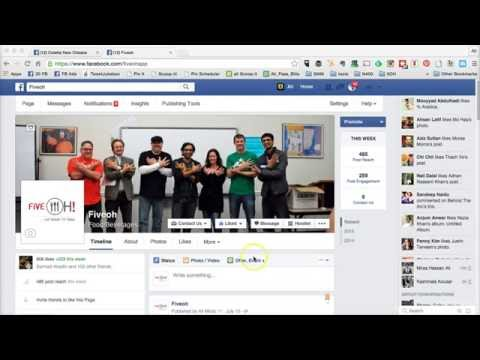How to check and optimize your Facebook page settings