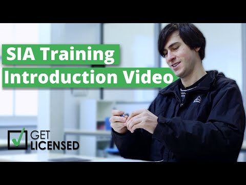 Ready to Get Licensed? Must watch before attending your course!