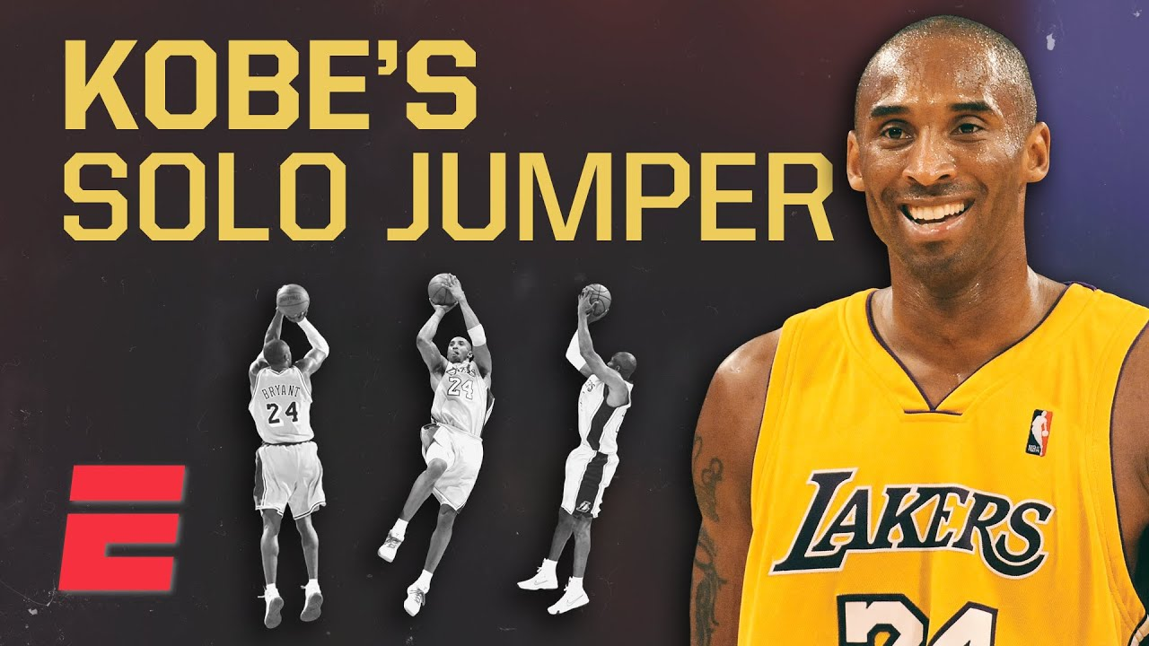 Kobe Bryant dominated the midrange and hit unassisted jumpers at a historic rate | Signature Shots