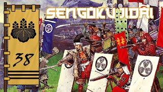 The Battle of Komaki-Nagakute | Sengoku Jidai Episode 38