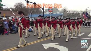 Parade Pass-bys @ Plymouth Parade Home Town Thanksgiving Celebration - Bfdtv