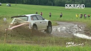 Rally Žemaitija - 2016 (MISTAKES and ACTION)