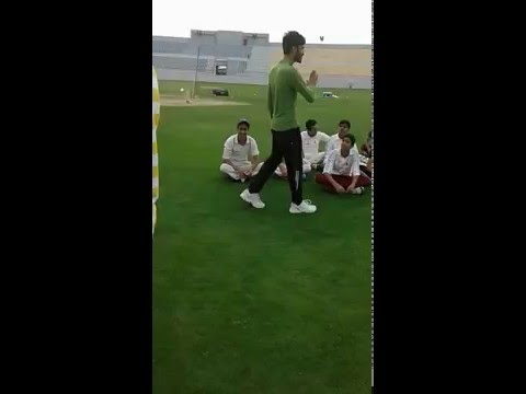 QCA Qatar Cricket Association U-19 National Team Selection