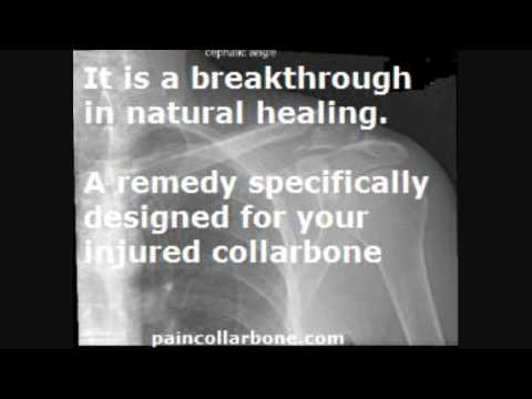 Collarbone Pain Dissolves FAST