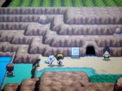 Pokemon Soul Silver Walkthrough 48 - Mt. Mortar