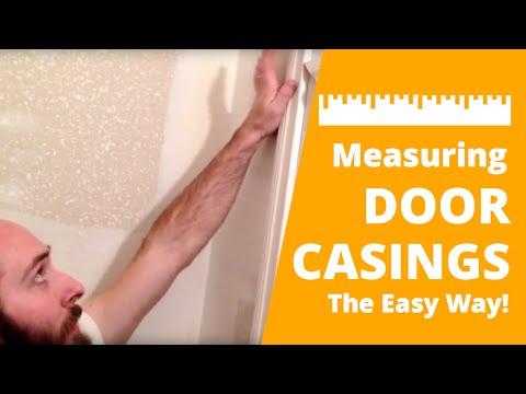 How To | Measuring Door Casing the Easy Way