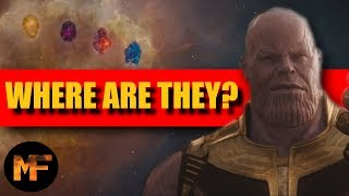 Infinity War: Tracking the Infinity Stones (MCU Explained)