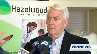 Hazelwood Health Study Cancer Rates, NINE, WIN NEWS, 19/09/2017