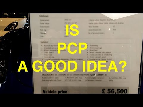 Is PCP (Personal Contract Purchase) a good idea?