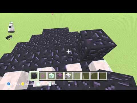 minecraft Tutorial WITHER STORM