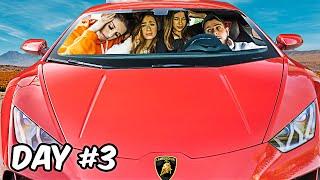 Last to Leave Lamborghini, Keeps It - Challenge