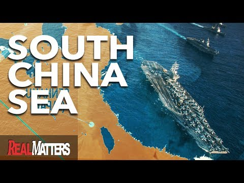 Is the US Taunting China in the South China Sea ? | REAL MATTERS