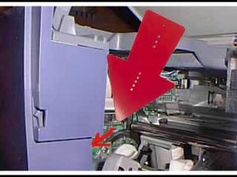 Reset HP expired printer ink