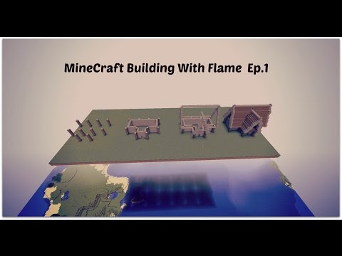 Small Midevil House Build In Minecraft (On Desolate RPG)