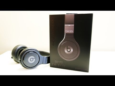 Beats By Dr. Dre Beats Pro Detox Edition Unboxing (HD)
