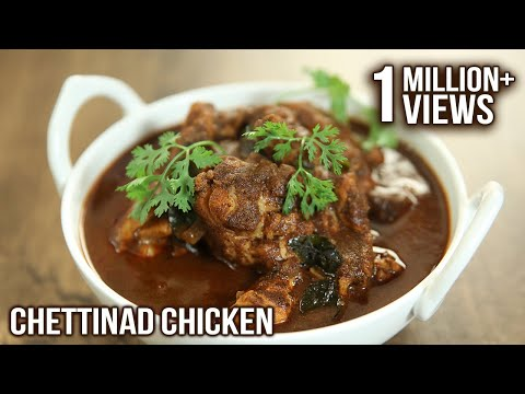 Chettinad Chicken | South Indian Chicken Curry | Chicken Recipes | Recipe by Varun Inamdar