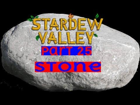 Stardew Valley pt 25: Stone