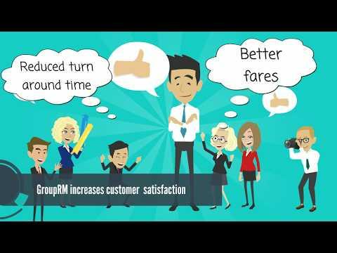 GroupRM | Airline Group Revenue Management | Infiniti Software Solutions