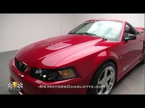 133385 / 2002 Ford Saleen Mustang S281 Extreme