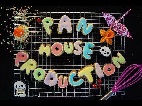 Resep #06 Royal Icing untuk Cookies(Kue Kering) |PAN HOUSE PRODUCTION