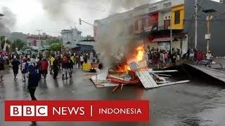 Kerusuhan Manokwari : Apa yang sebenarnya terjadi?- BBC News Indonesia