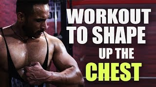 Shape up your chest | Day 21 of 90 days transformation