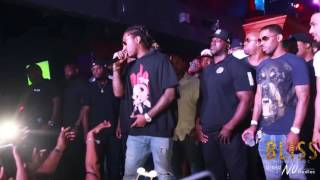 @Future Performing Live @blissClubDc on 8/19/16 shot by @brandnustudios