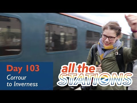For Crying Out Loud Scotland! - Episode 56, Day 102 - Corrour to Inverness