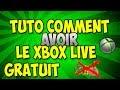 [TUTO] Comment avoir le xbox live gratuit