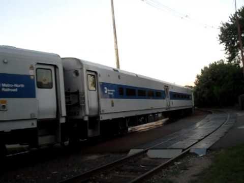 Metro North Danbury Station