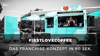 Eigene Mobile Kaffee-bar Eröffnen – Das Franchise-konzept Von Firstlovecoffee In 60. Sek. Erklärt