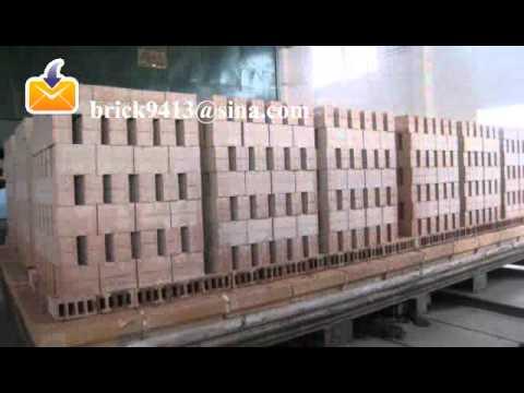 modern burning clay brick machine/burning brick oven/best burning brick machine