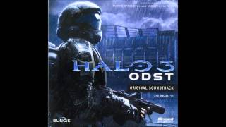 Halo ODST Piano & Sax Montage
