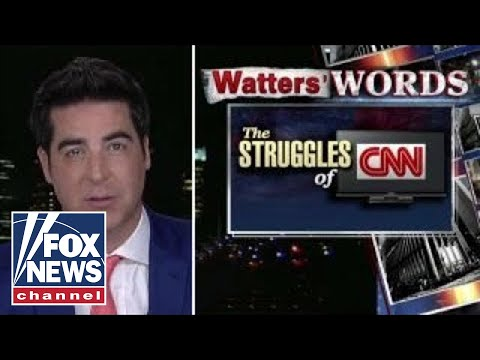Watters Words: CNN's monumental collapse