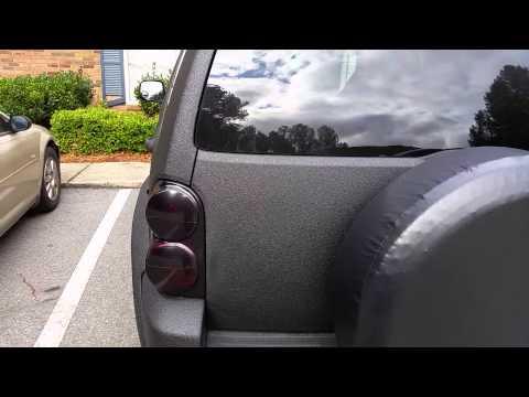 2002 Jeep Liberty new Anzo brake lights