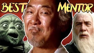 Why Mr. Miyagi Is The Greatest Mentor Character Ever!