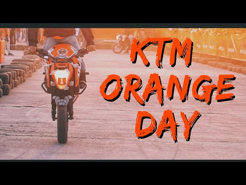 KTM Orange Day 2018 | KOLKATA