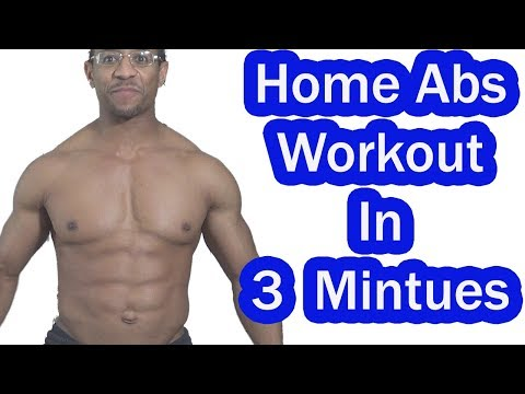 Home Six Pack Abs Workout - Guaranteed Six Pack Abs