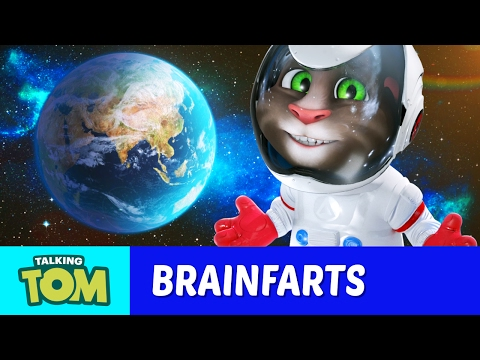Talking Tom's Brainfarts - Perfect Selfie