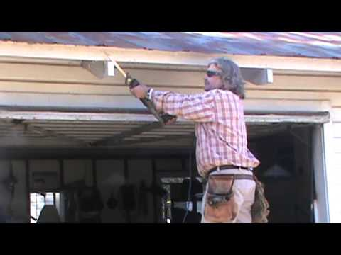 Cutting Rafter Tails