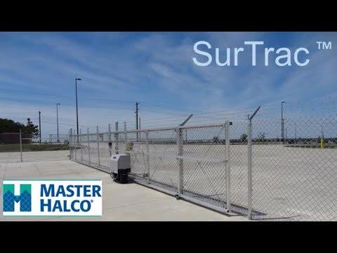 SurTrac - Master Halco Aluminum Cantilever Gate System