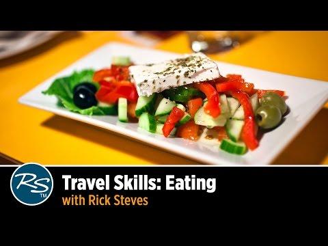 European Travel Skills: Eating