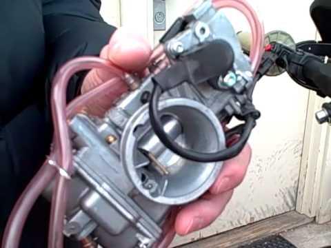 How to Tune/Adjust KTM 2 Stroke Carburetors